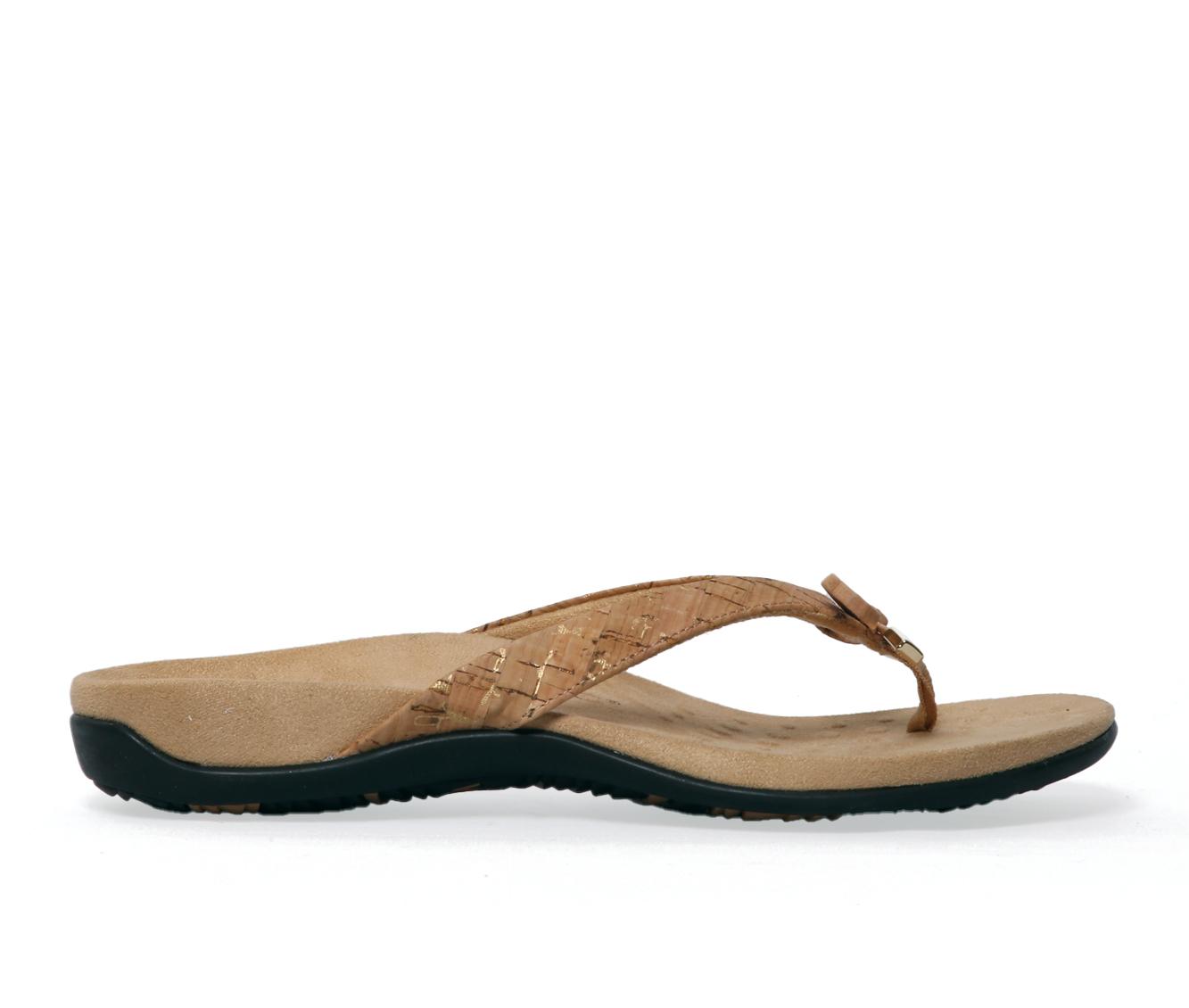 Vionic Bella Women's Sandal (Gold Leather)