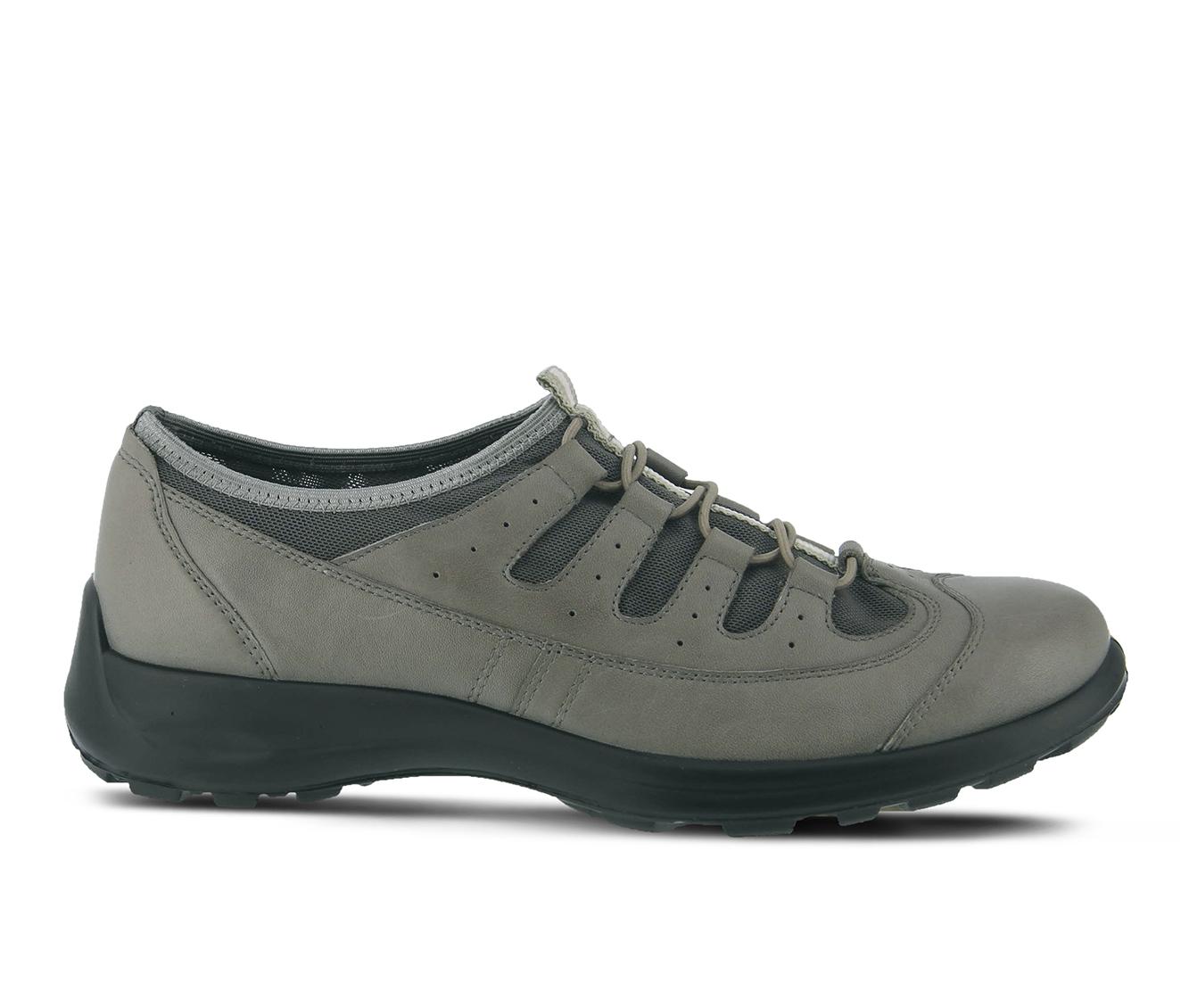 Flexus Jaiya Women's Shoe (Gray Leather)