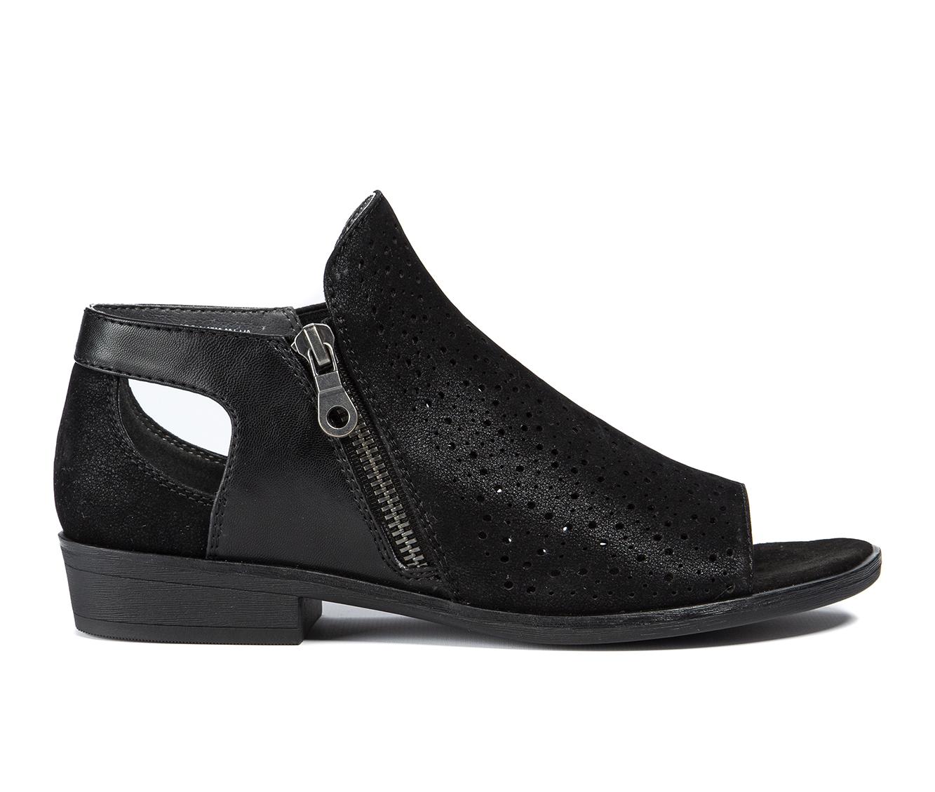 Baretraps Shawn Women's Shoe (Black Canvas)