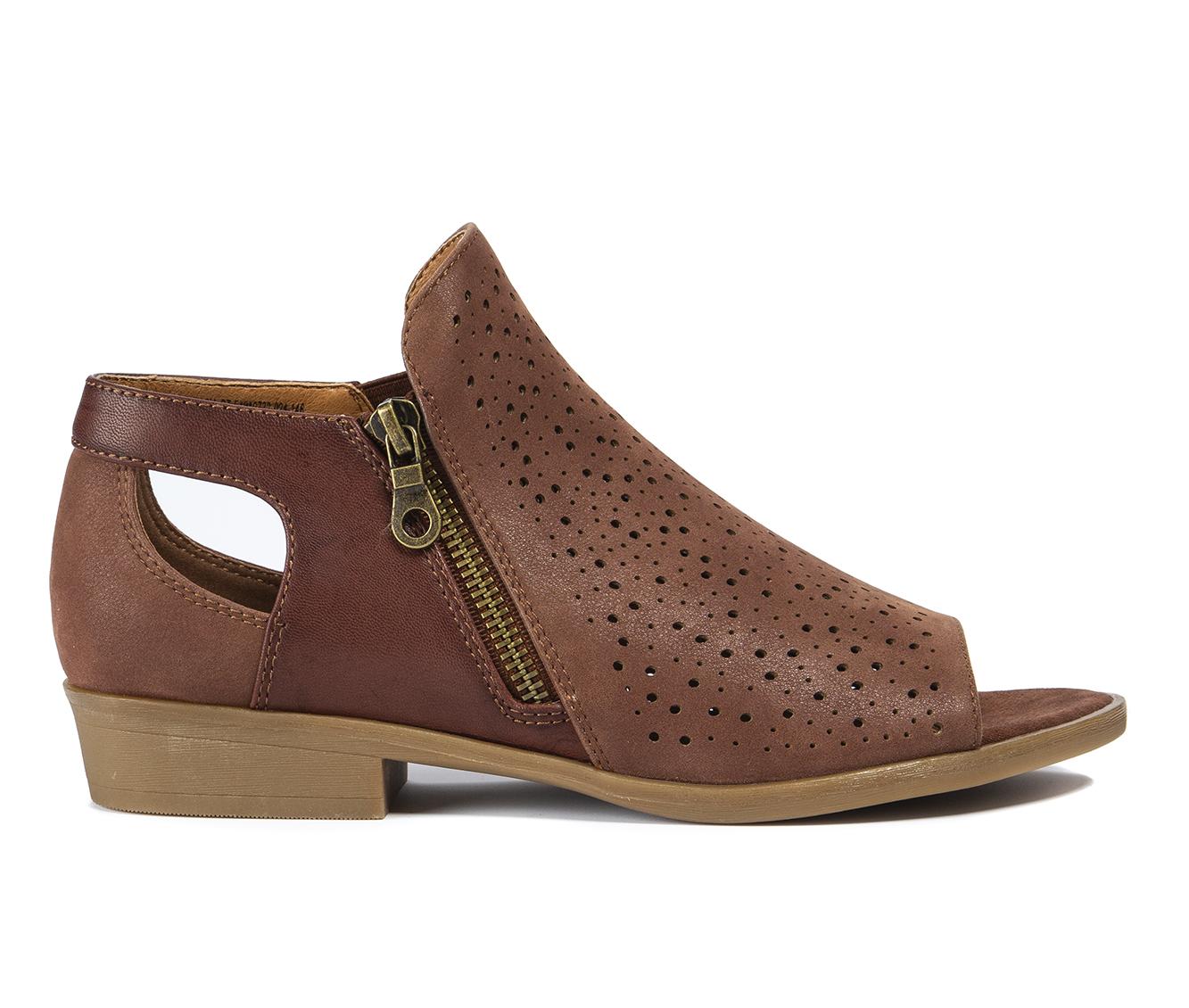 Baretraps Shawn Women's Shoe (Brown Canvas)