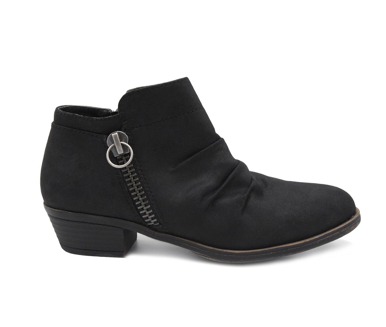 Sugar Trust Me Women's Boot (Black Canvas)