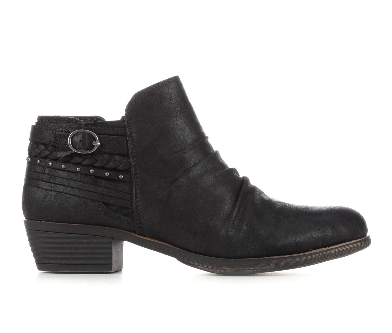 Sugar Tali Women's Boot (Black Canvas)