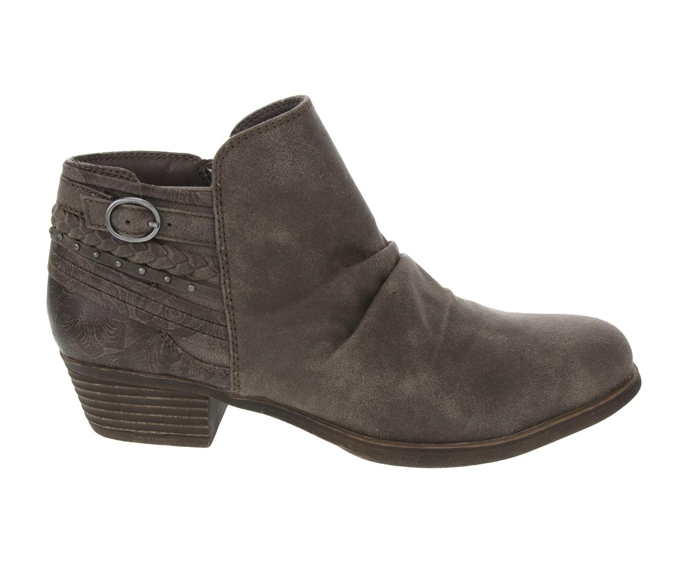 Sugar Tali Women's Boot (Gray Canvas)