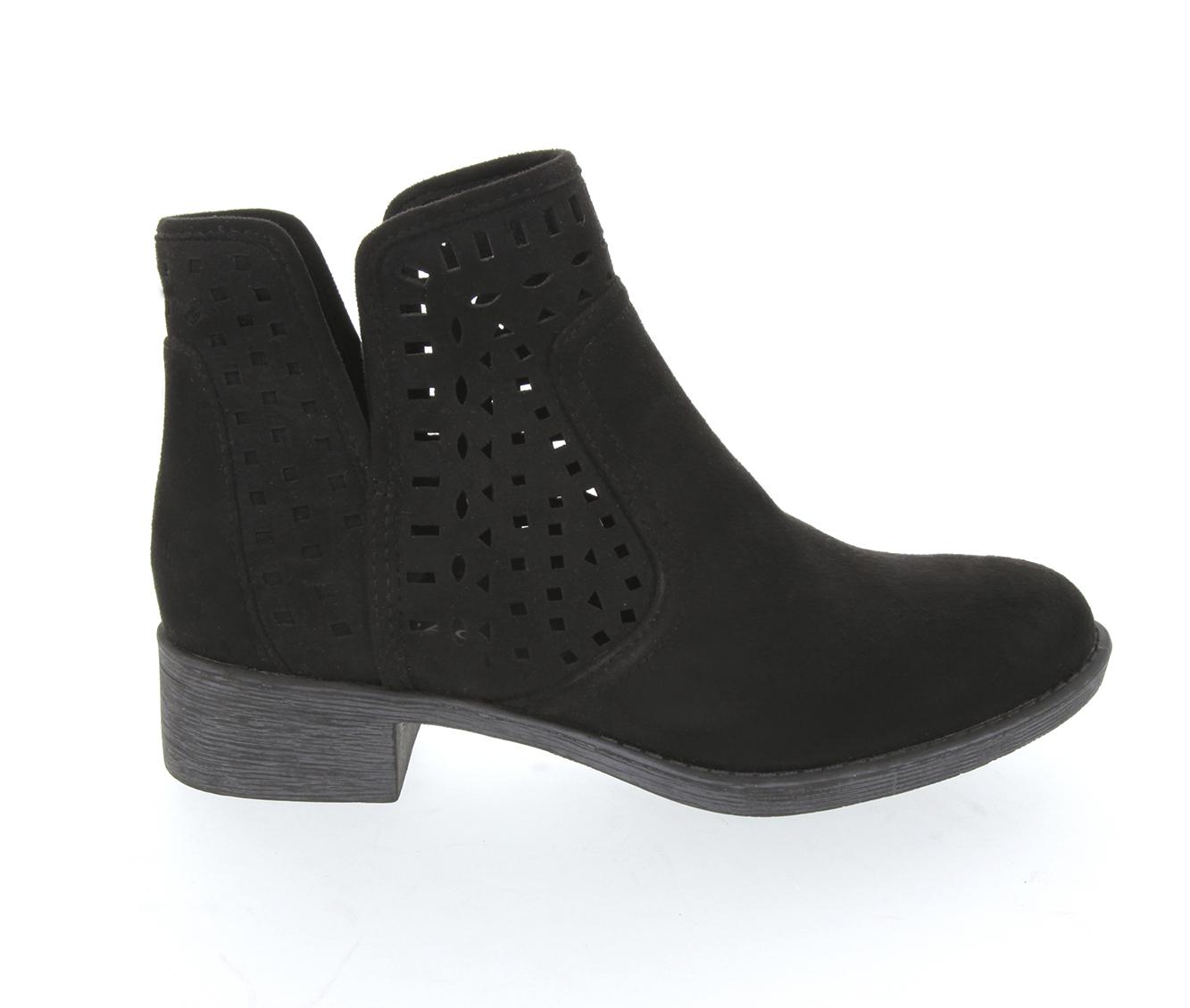 Sugar Calico Women's Boot (Black Canvas)