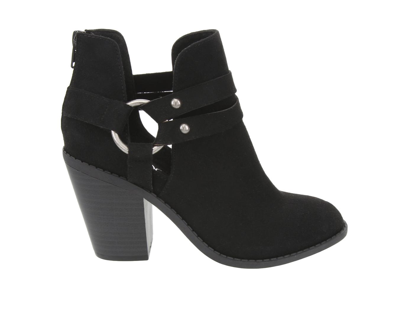 Sugar Vani Women's Boot (Black Canvas)