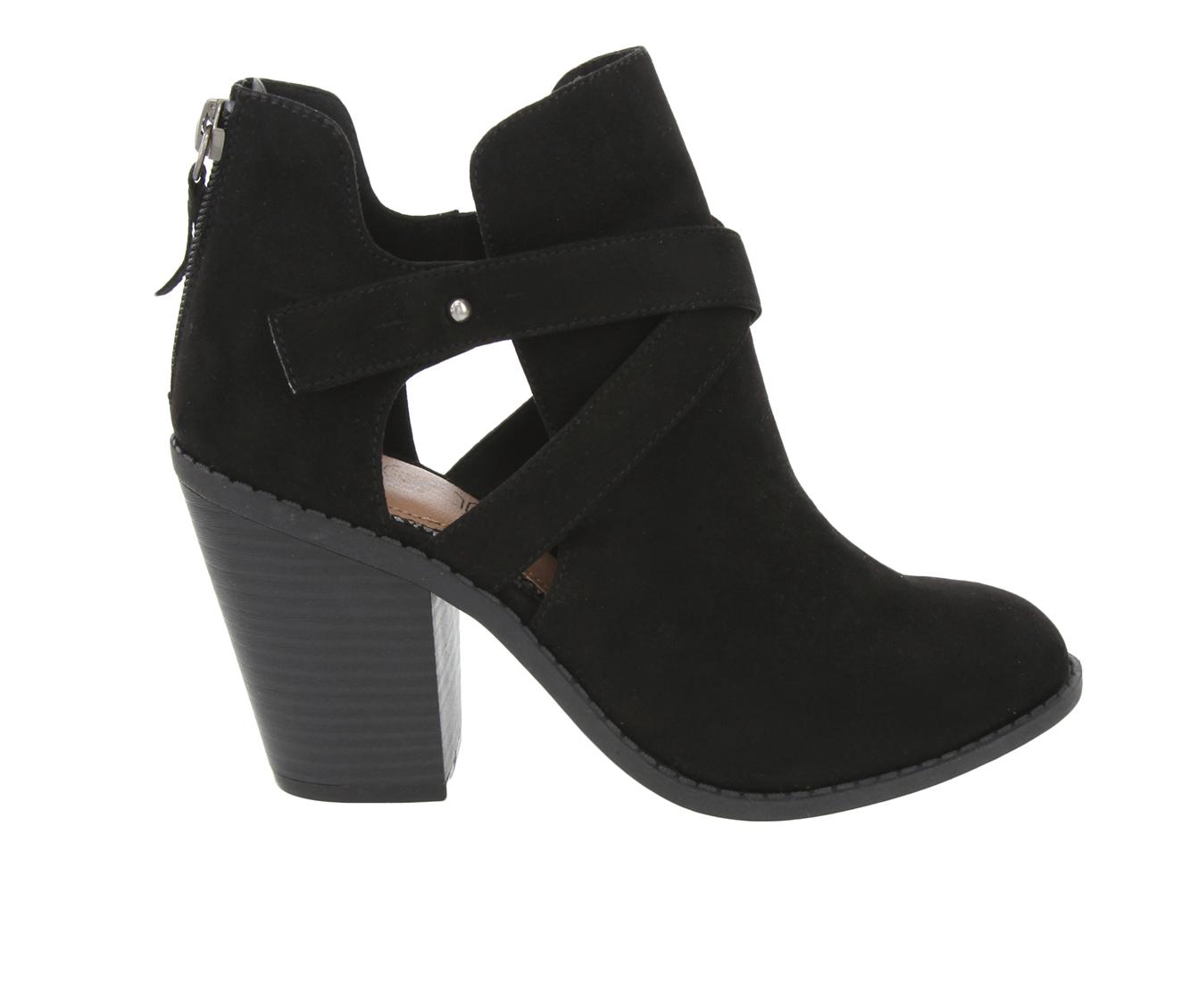 Sugar Venti Women's Boot (Black Canvas)