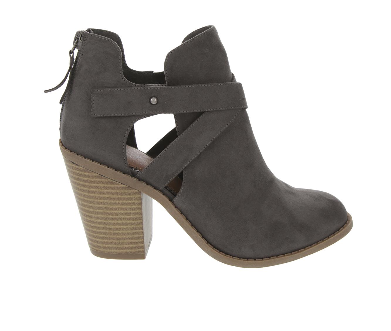 Sugar Venti Women's Boot (Gray Canvas)