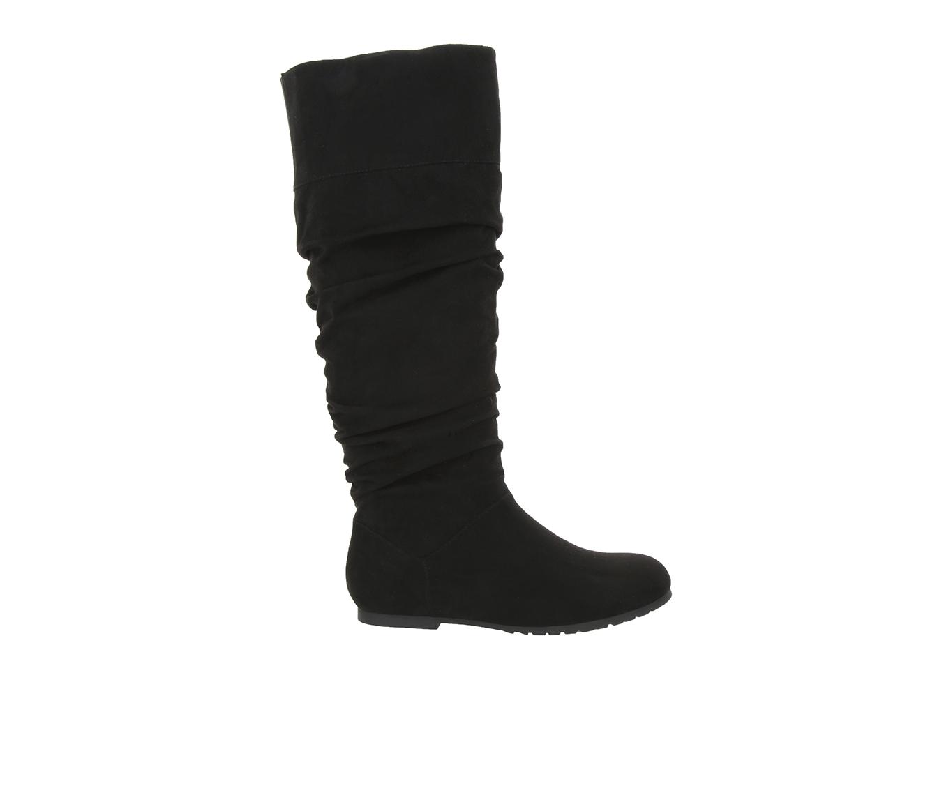 Sugar Brinton Women's Boot (Black Canvas)