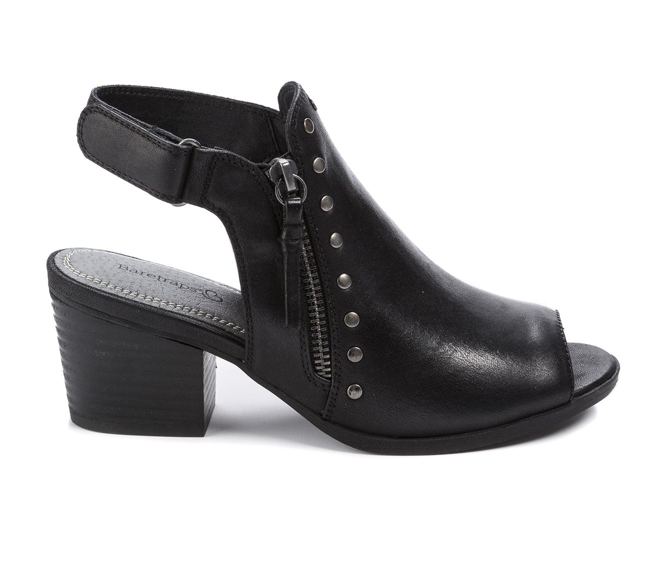 Baretraps Ivella Women's Dress Shoe (Black Faux Leather)