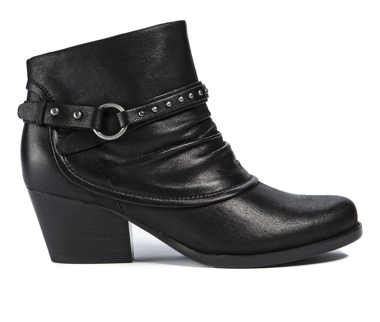 Baretraps Rumor Women's Boot (Black Canvas)