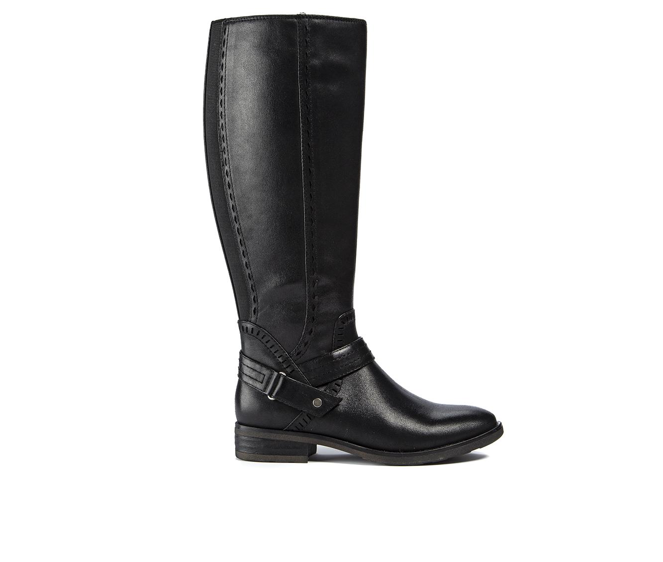 Baretraps Abram Women's Boot (Black Canvas)