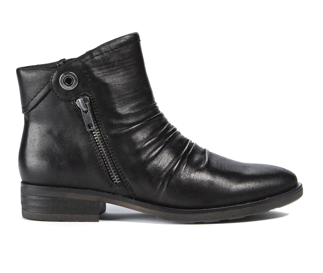 Baretraps Anila Women's Boot (Black Canvas)