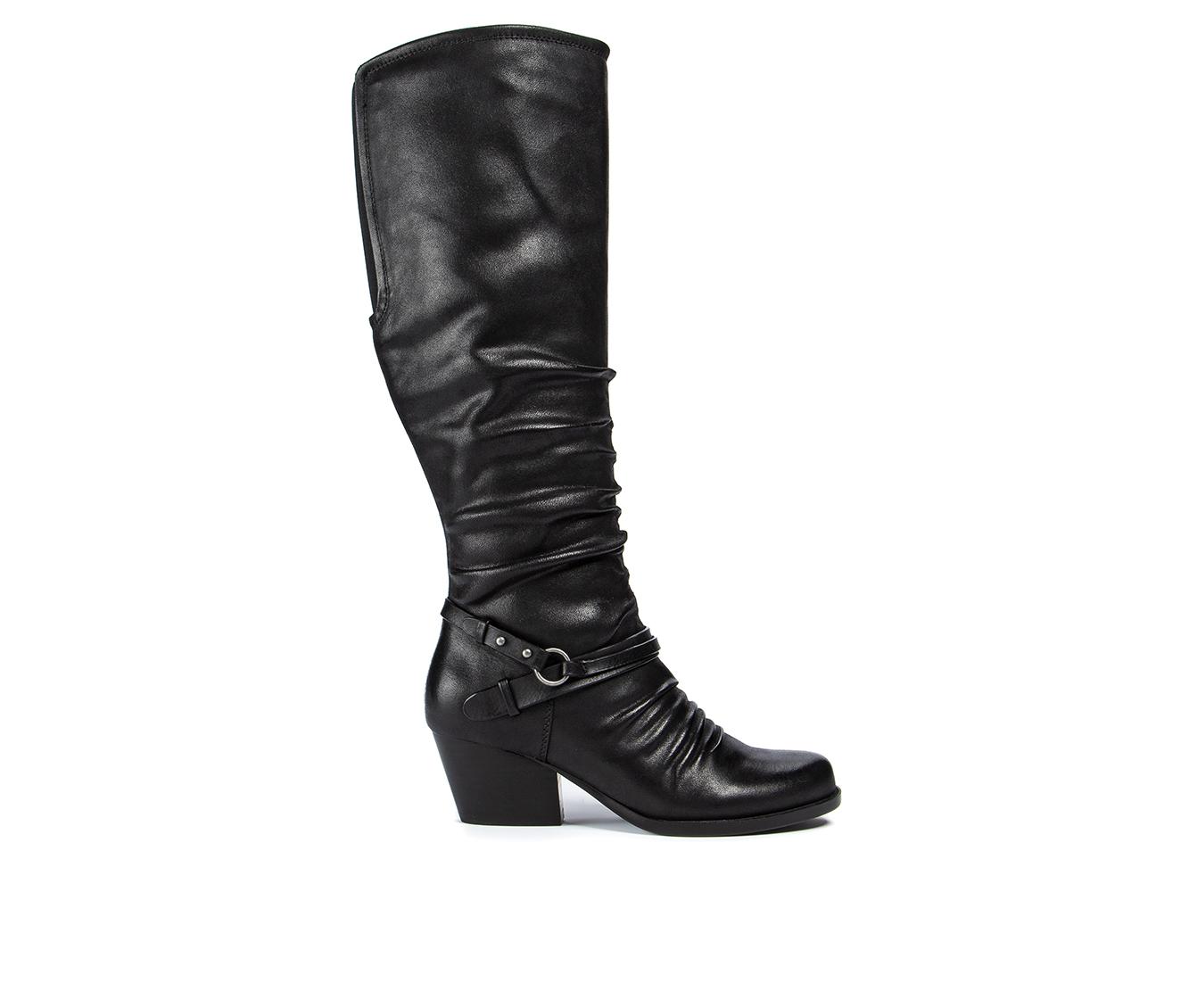 Baretraps Rinny Women's Boot (Black Canvas)