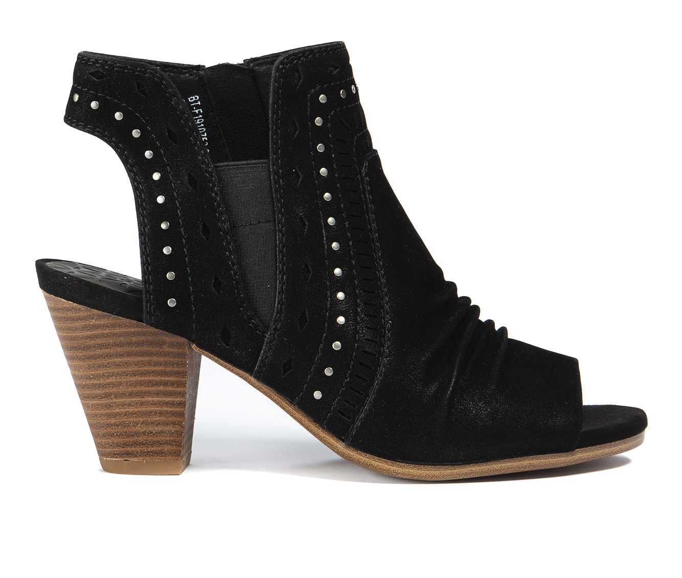 Baretraps Renae Women's Dress Shoe (Black Canvas)