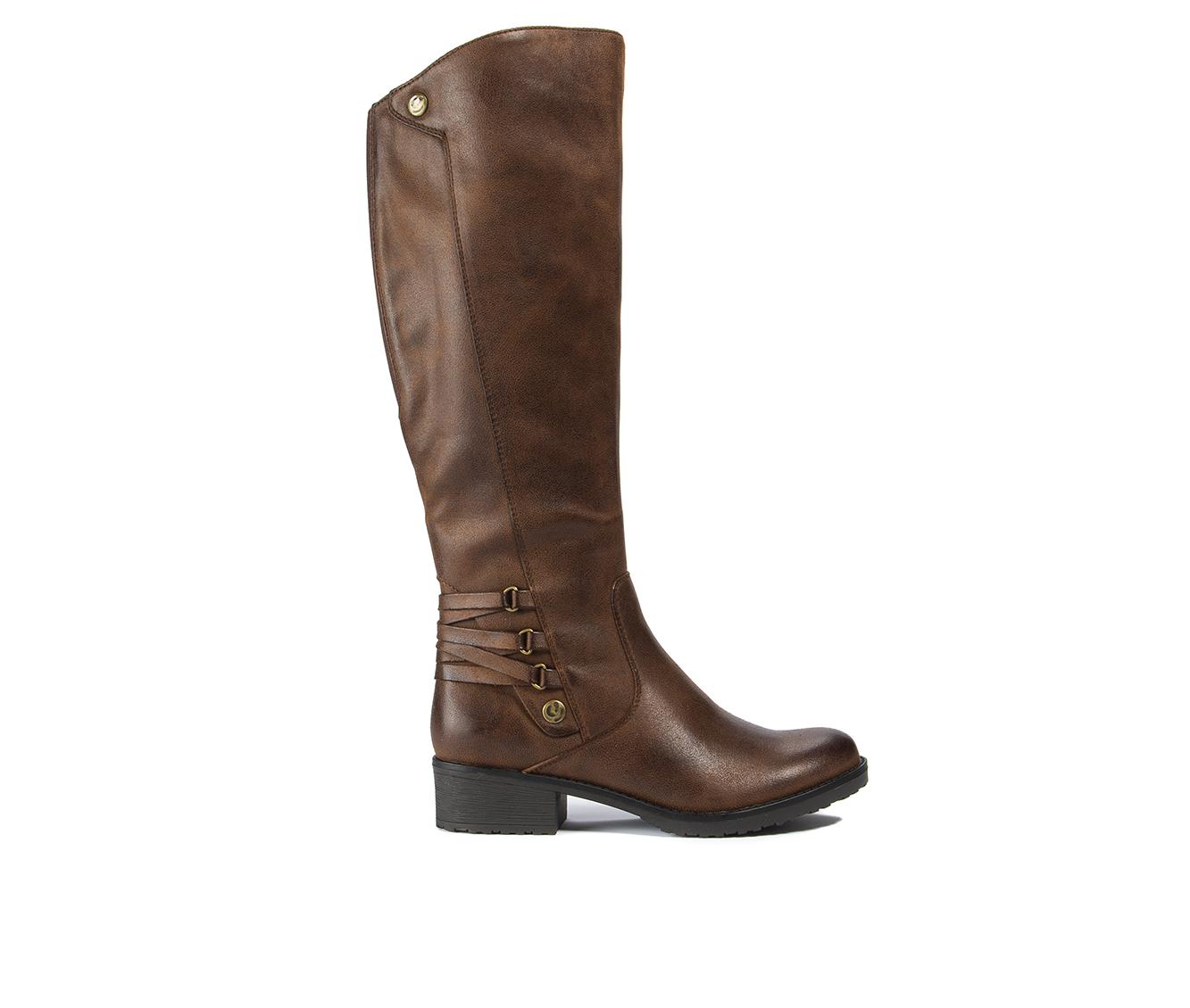 Baretraps Ornella Women's Boot (Brown Canvas)