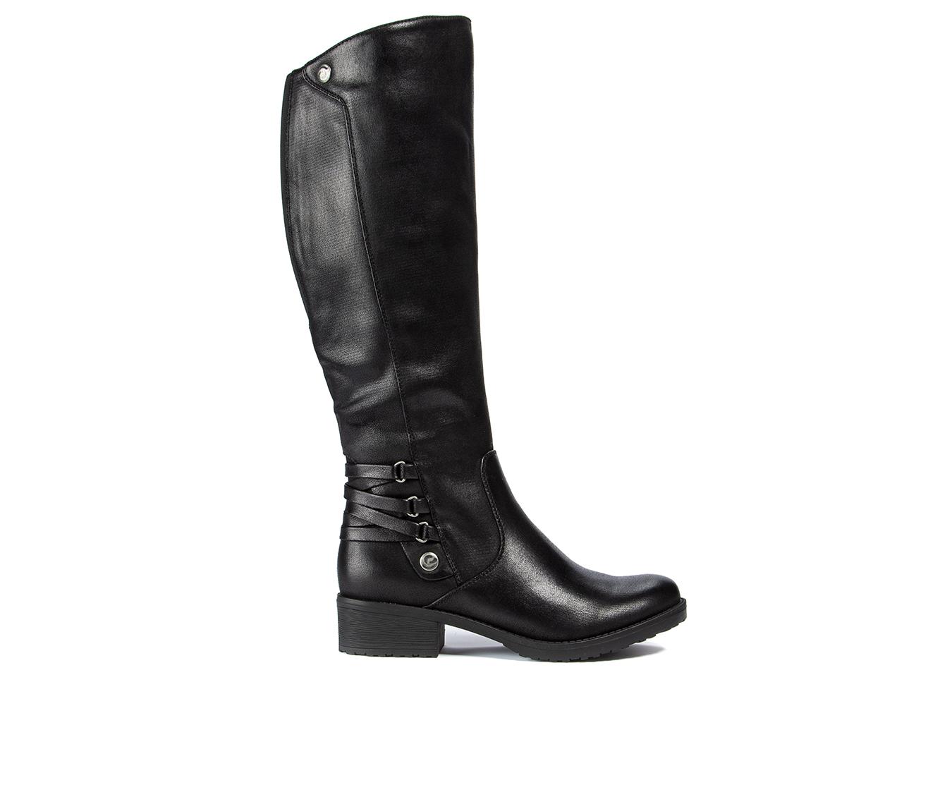 Baretraps Ornella2 Women's Boot (Black Canvas)