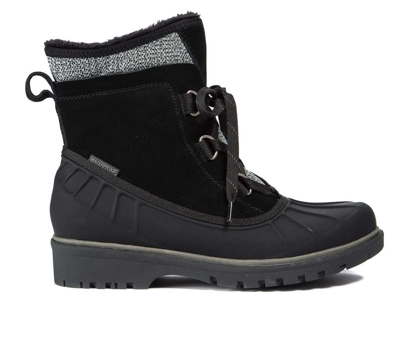 Baretraps Springer Women's Boot (Black Leather)
