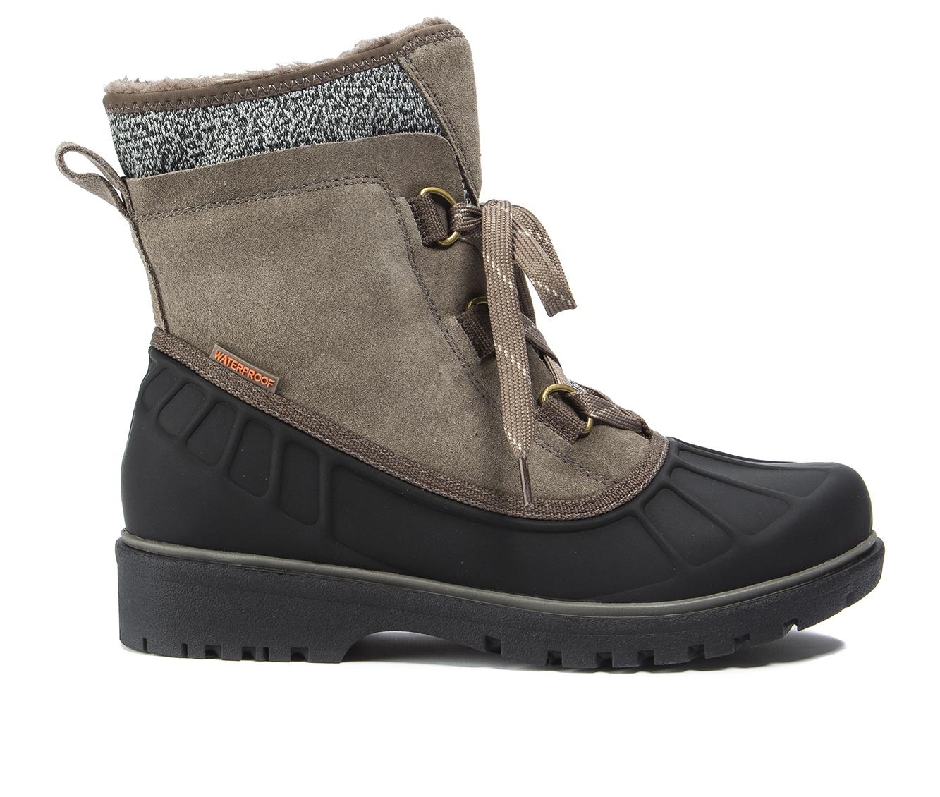 Baretraps Springer Women's Boot (Brown Leather)