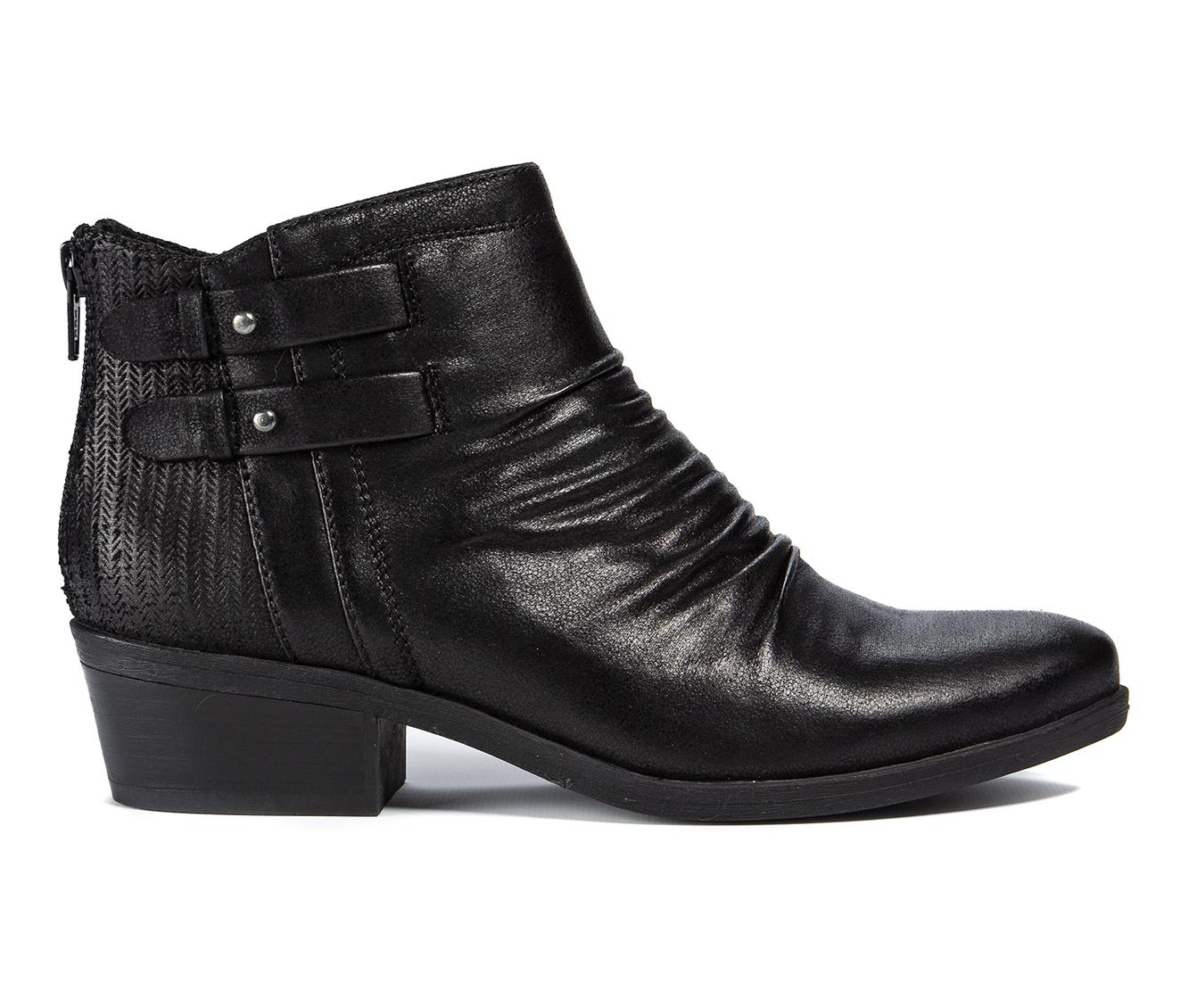Baretraps Georgina Women's Boot (Black Canvas)