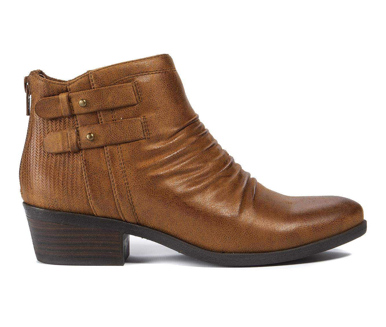 Baretraps Georgina Women's Boot (Brown Canvas)