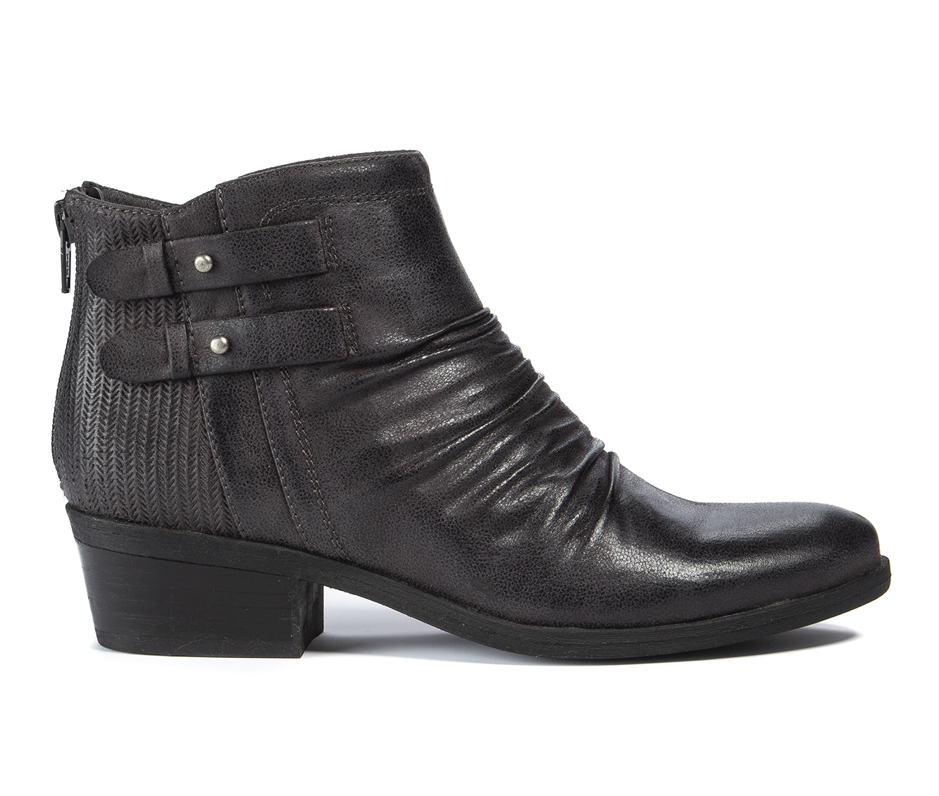 Baretraps Georgina Women's Boot (Gray Canvas)
