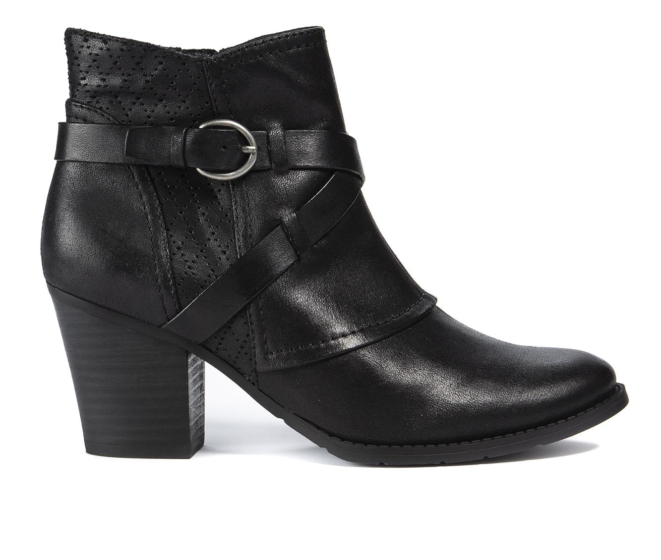 Baretraps Luana Women's Boot (Black Canvas)