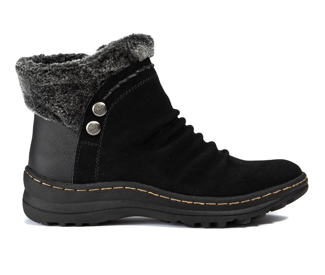 Baretraps Alick Women's Boot (Black Leather)