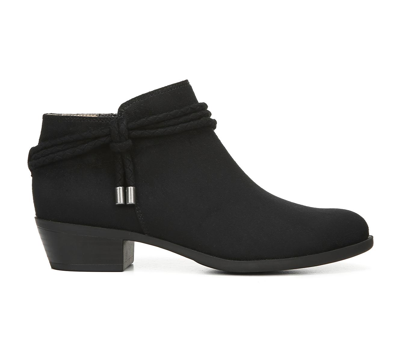 LifeStride Andrea Women's Boots (Black - Canvas)