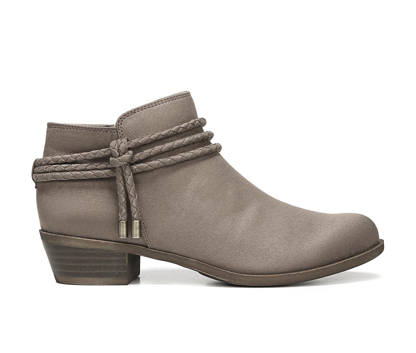 LifeStride Andrea Women's Boots (Brown - Canvas)
