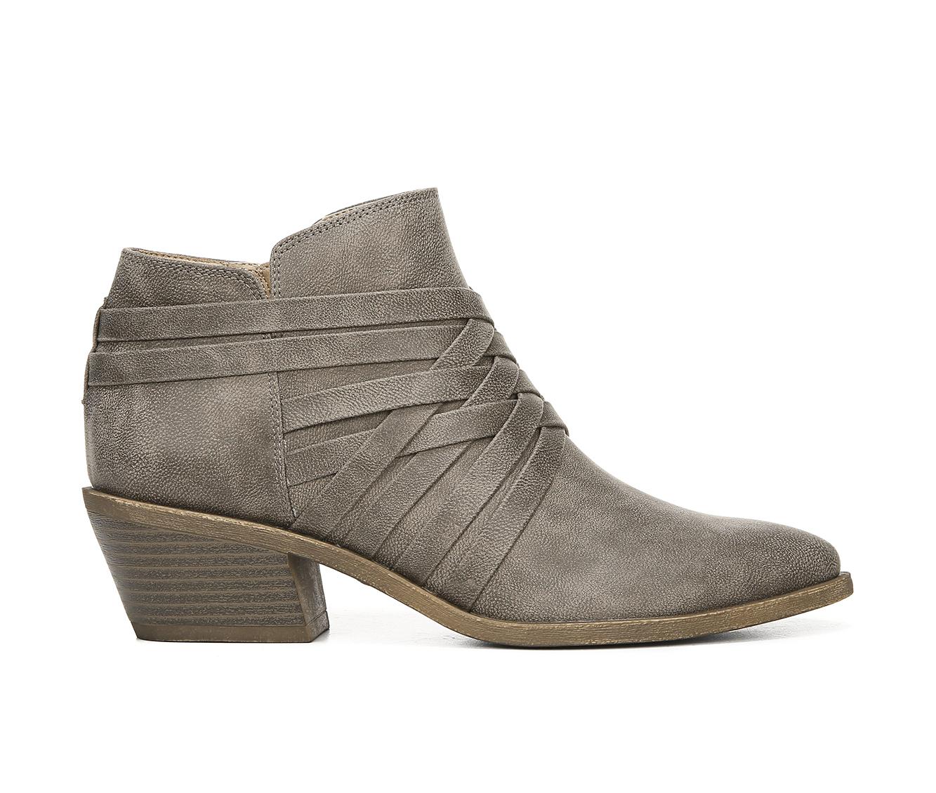 LifeStride Prairie Women's Boots (Gray - Faux Leather)
