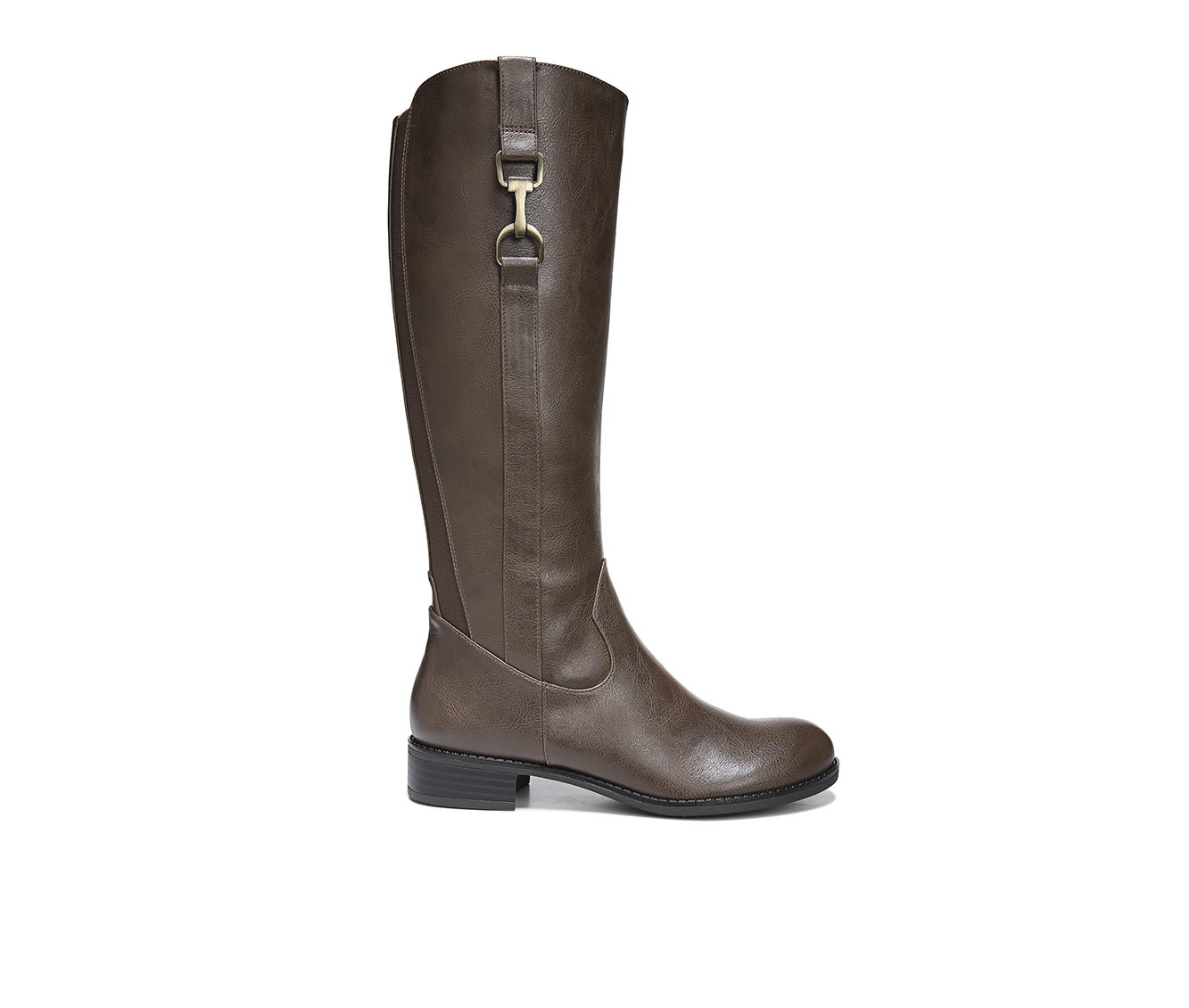 LifeStride Stormy Women's Boots (Black - Faux Leather)
