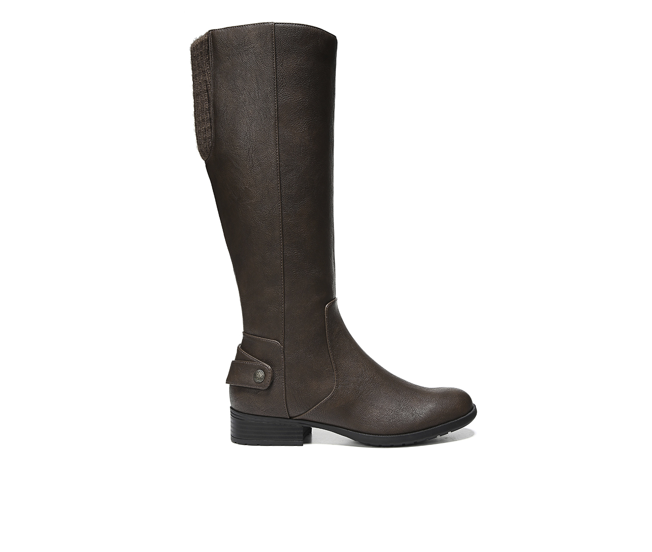 LifeStride X Amy Women's Boots (Brown - Faux Leather)