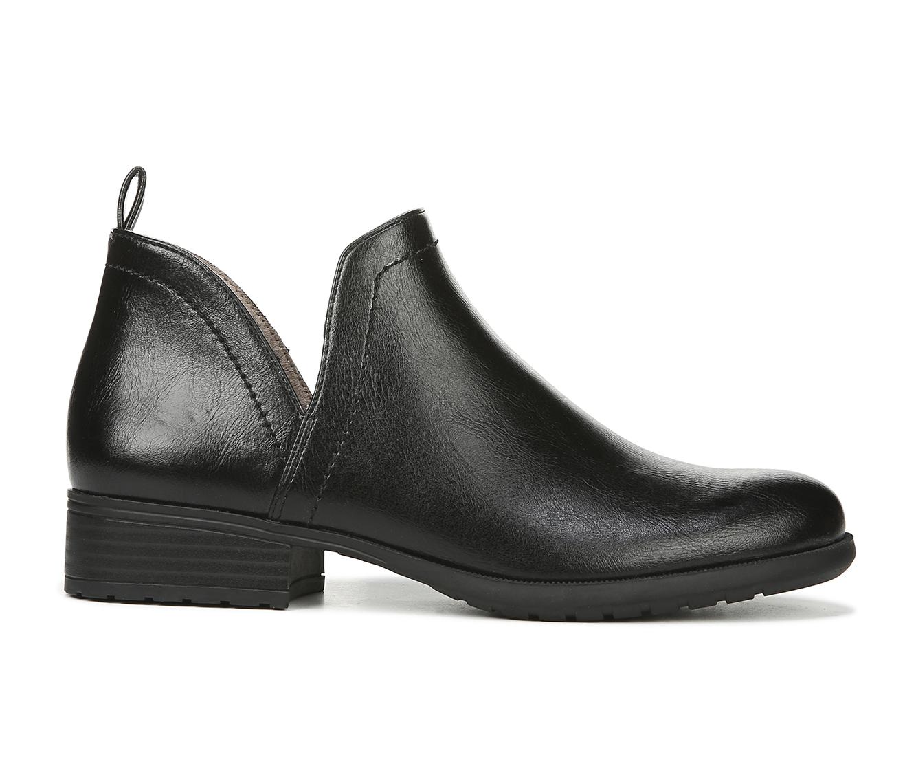 LifeStride Xaria Women's Boot (Black Faux Leather)