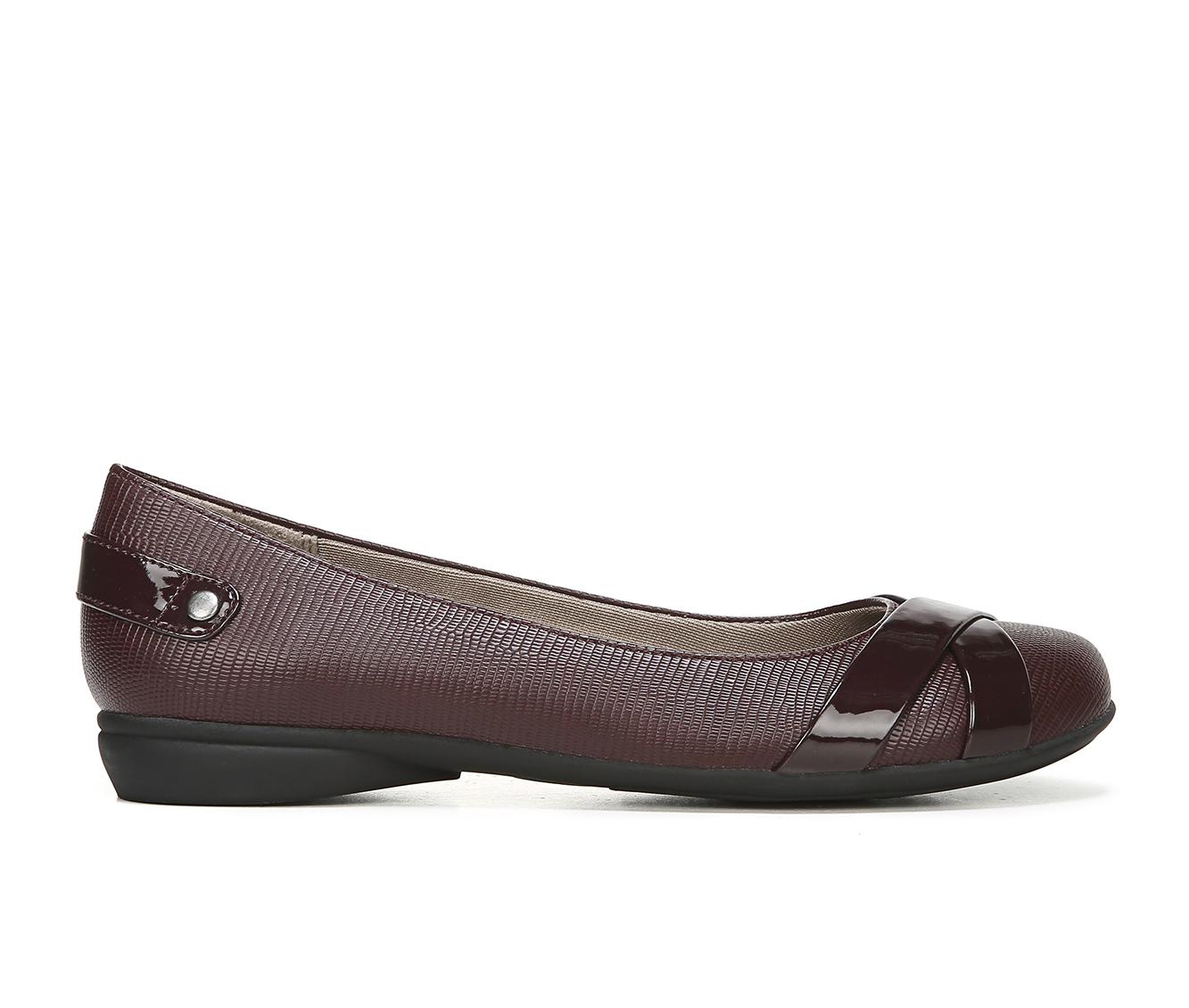 LifeStride Adalene Women's Shoe (Red Faux Leather)