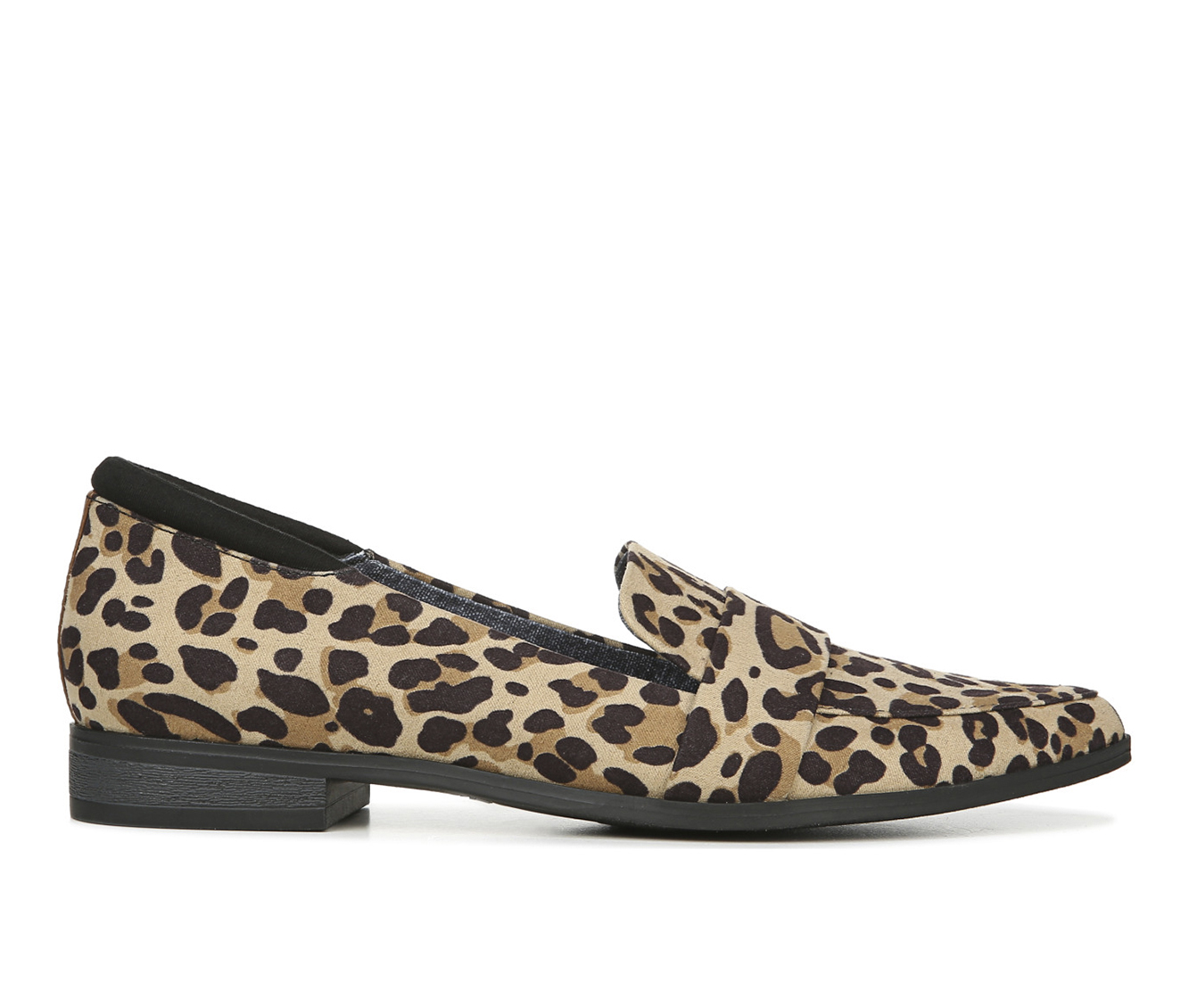 Dr. Scholls Leo Women's Shoe (Brown Canvas)
