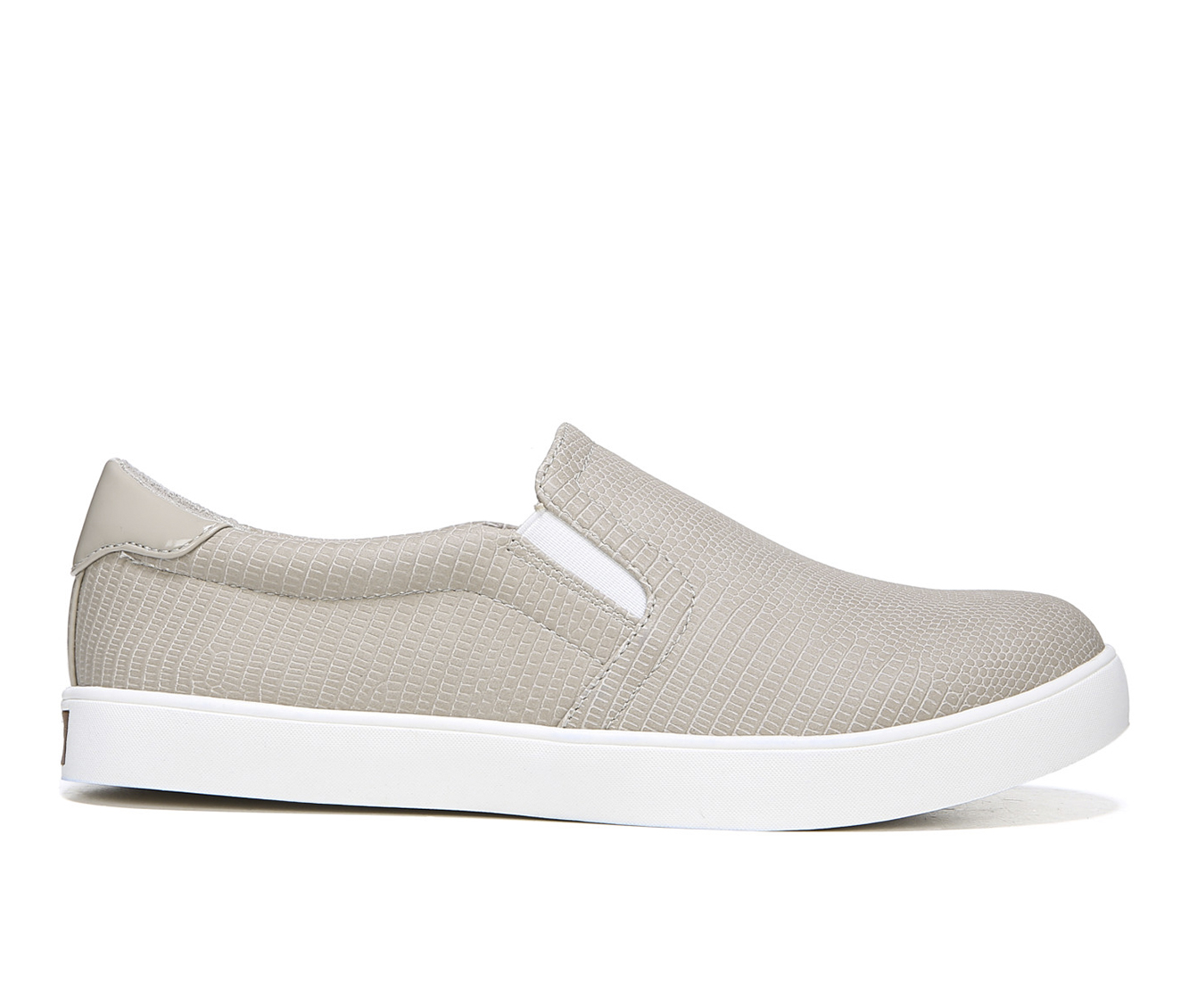 Dr. Scholls Madison Women's Shoe (Beige Faux Leather)