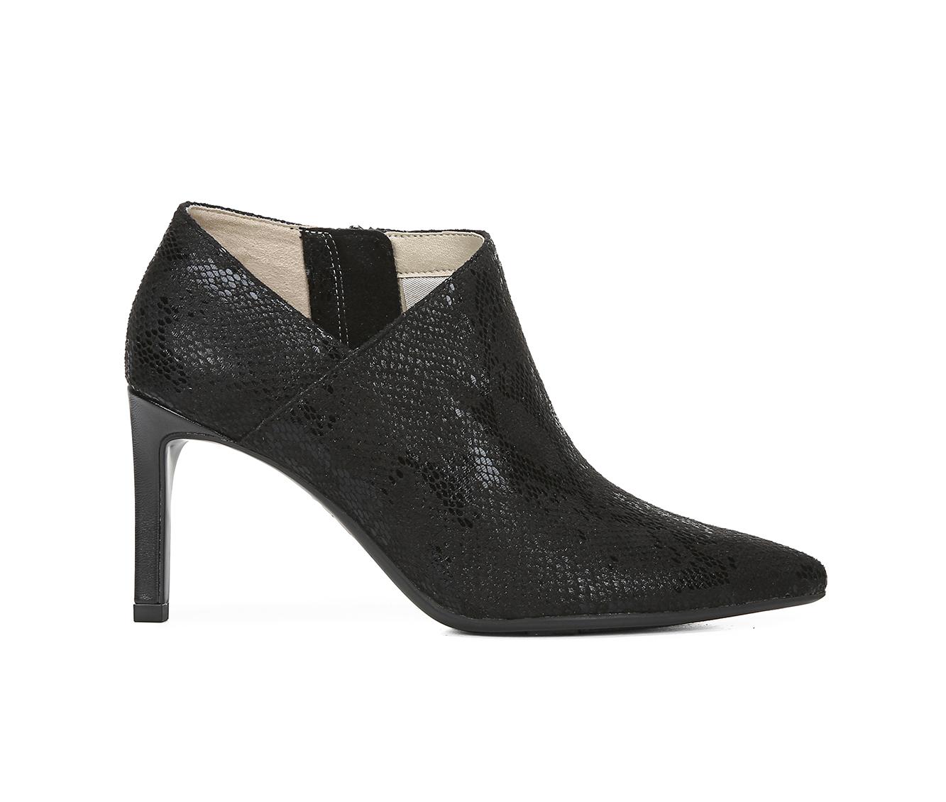 LifeStride Nicolette Women's Dress Shoe (Black Canvas)