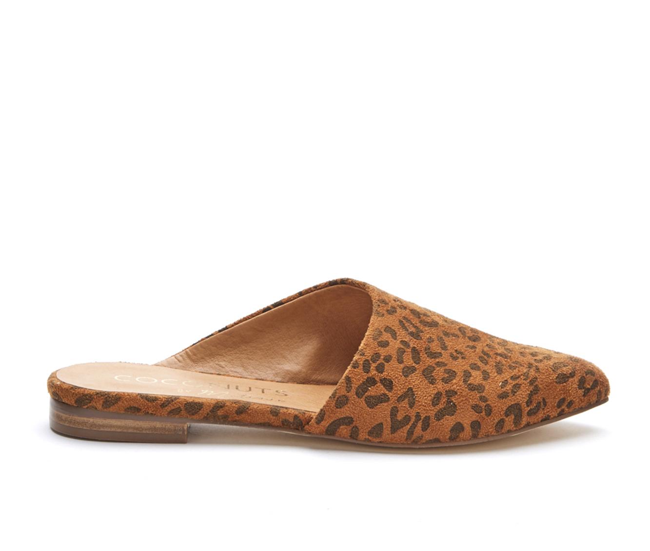 Coconuts Xander Women's Shoe (Brown Canvas)
