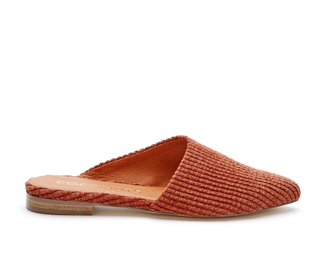 Coconuts Xander Women's Shoe (Orange Canvas)
