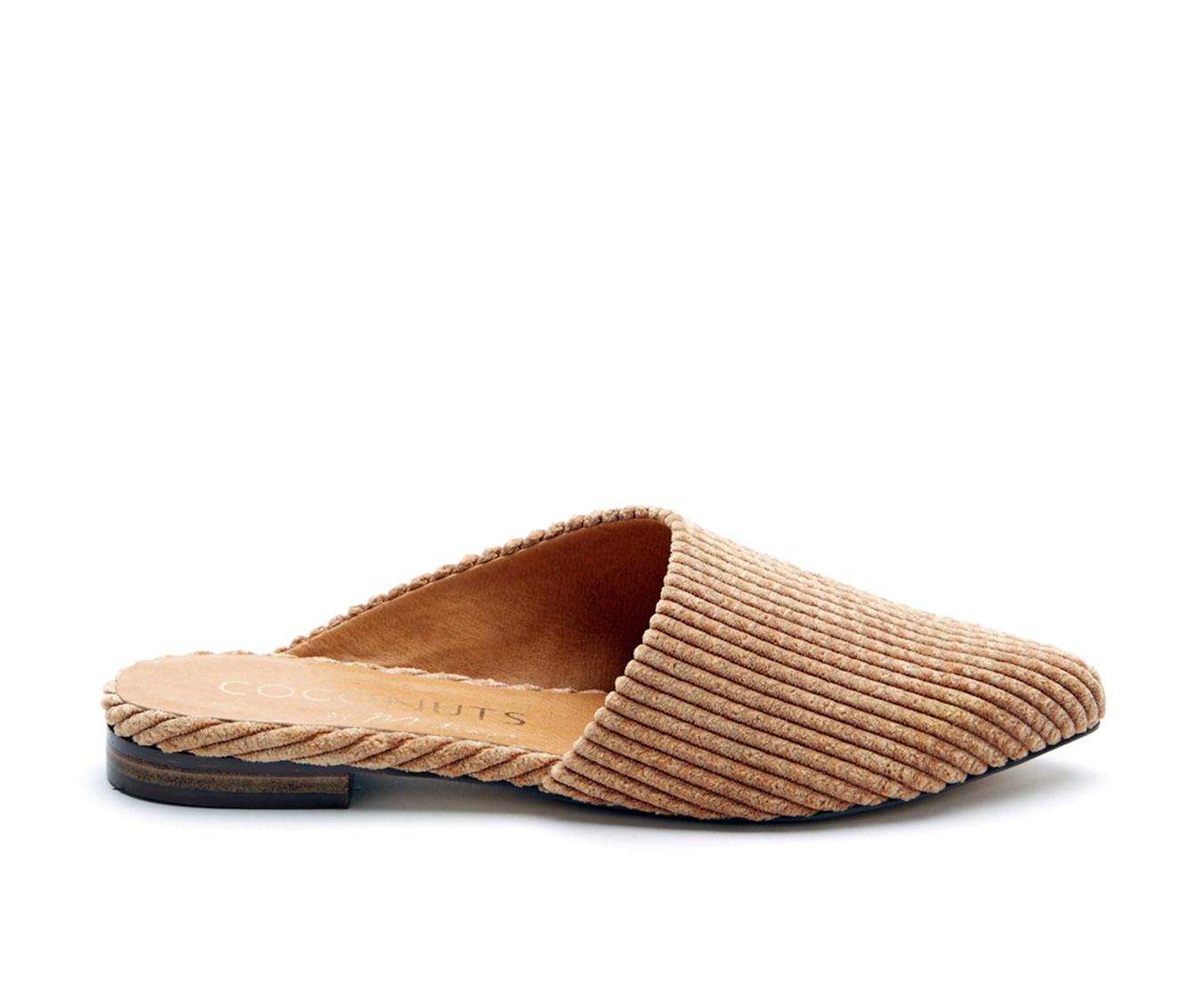 Coconuts Xander Women's Shoe (Beige Canvas)
