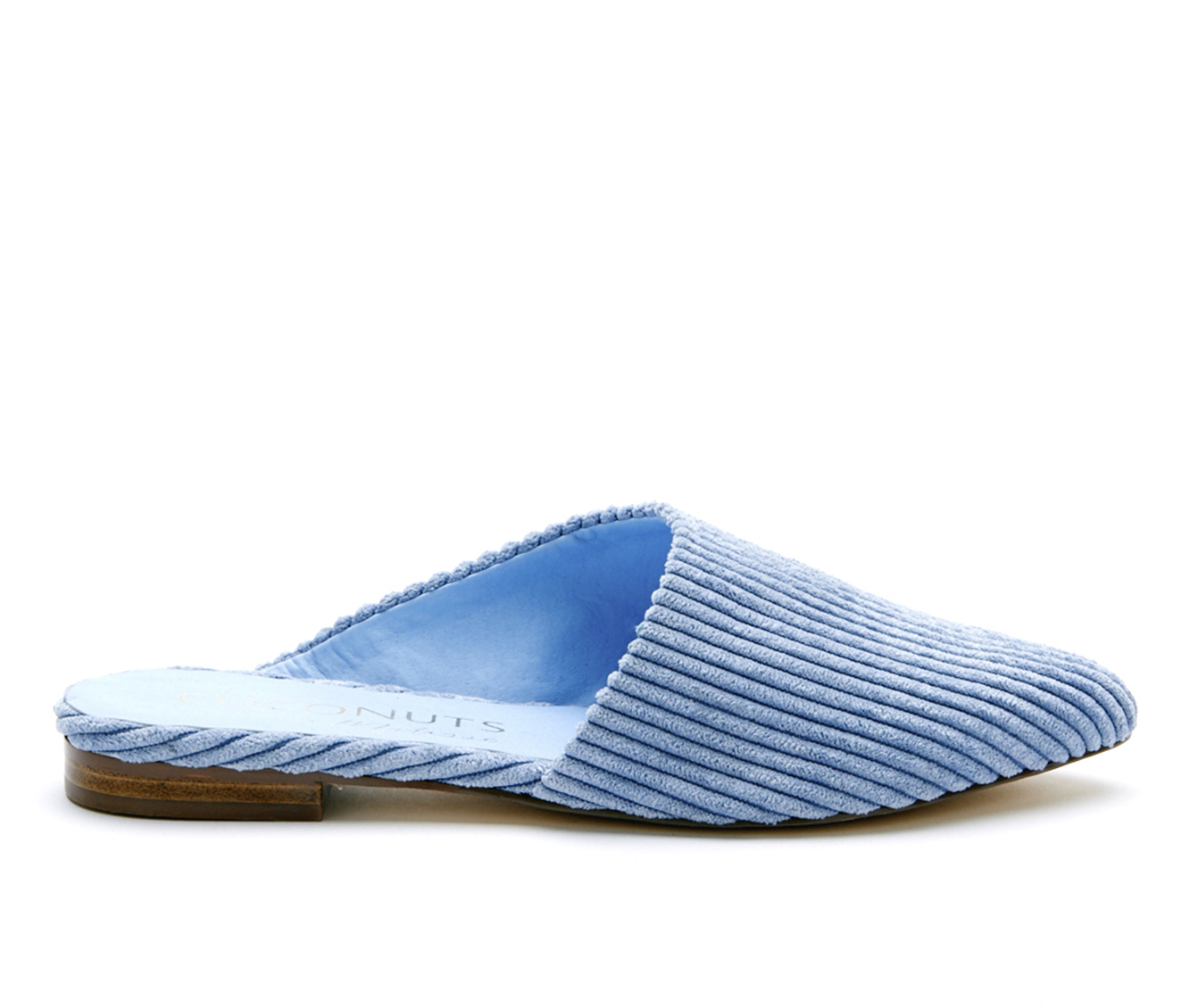Coconuts Xander Women's Shoe (Blue Canvas)