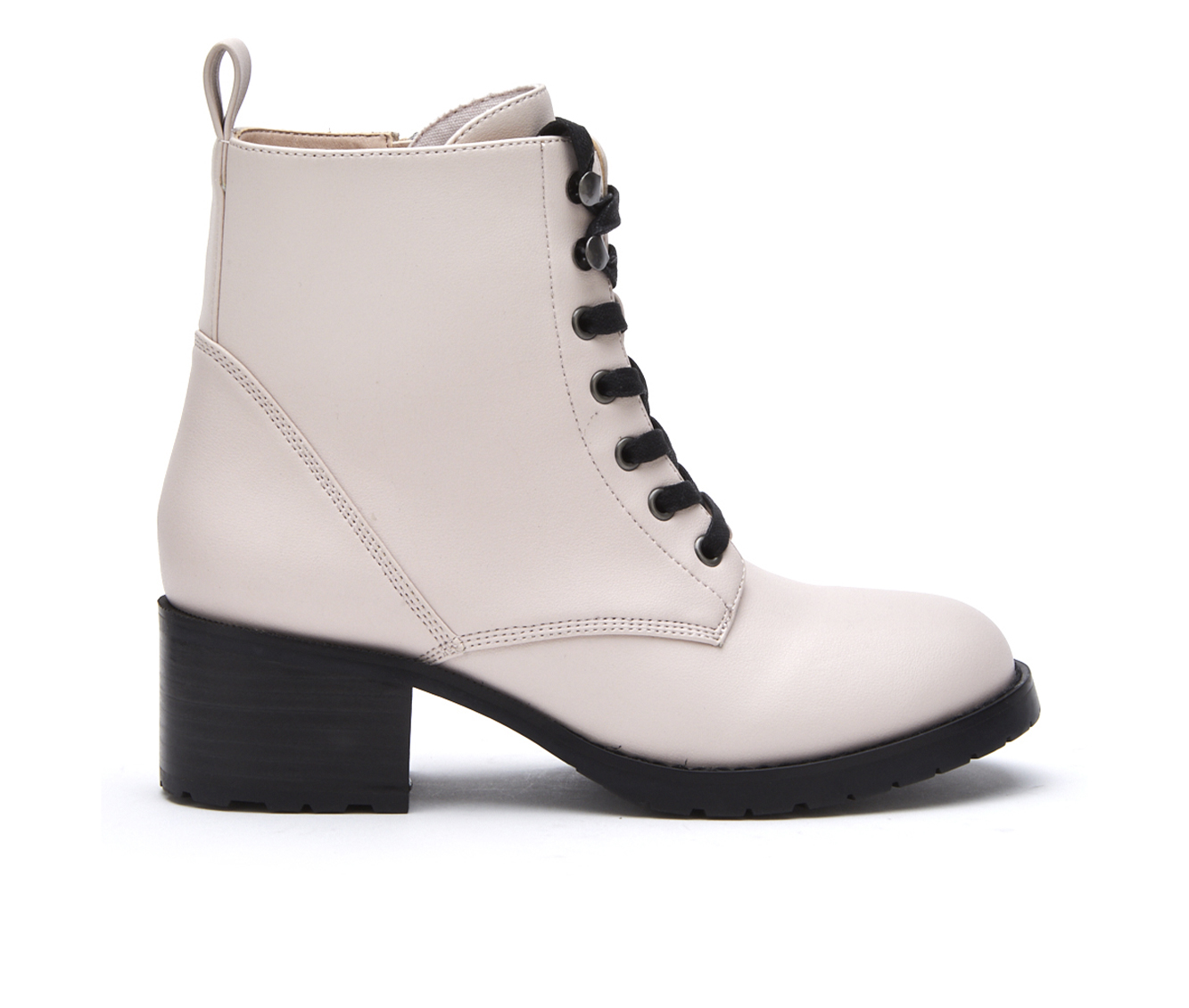 Coconuts Glacier Women's Boots (Pink - Faux Leather)