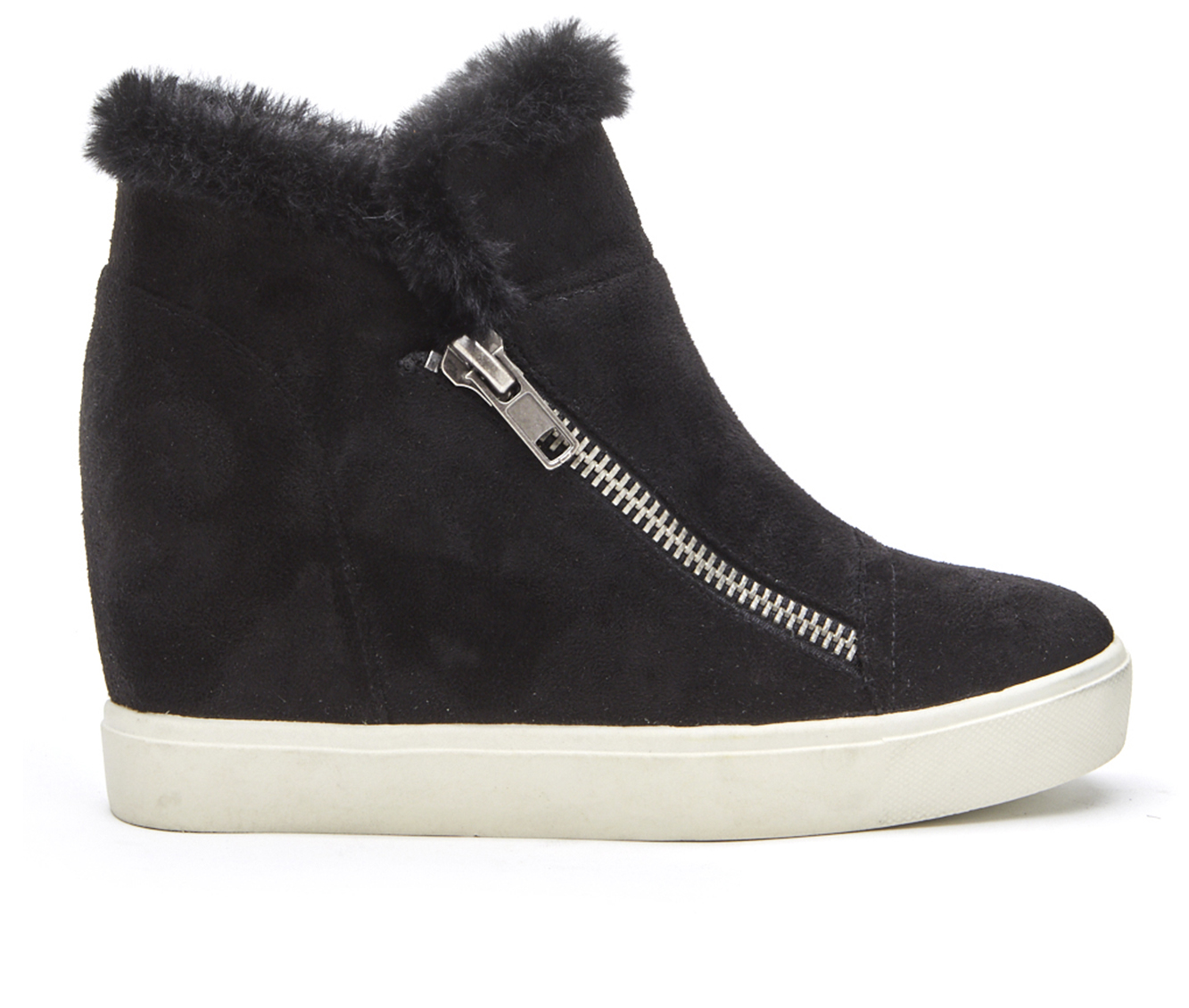 Coconuts Later Days Women's Boot (Black Canvas)