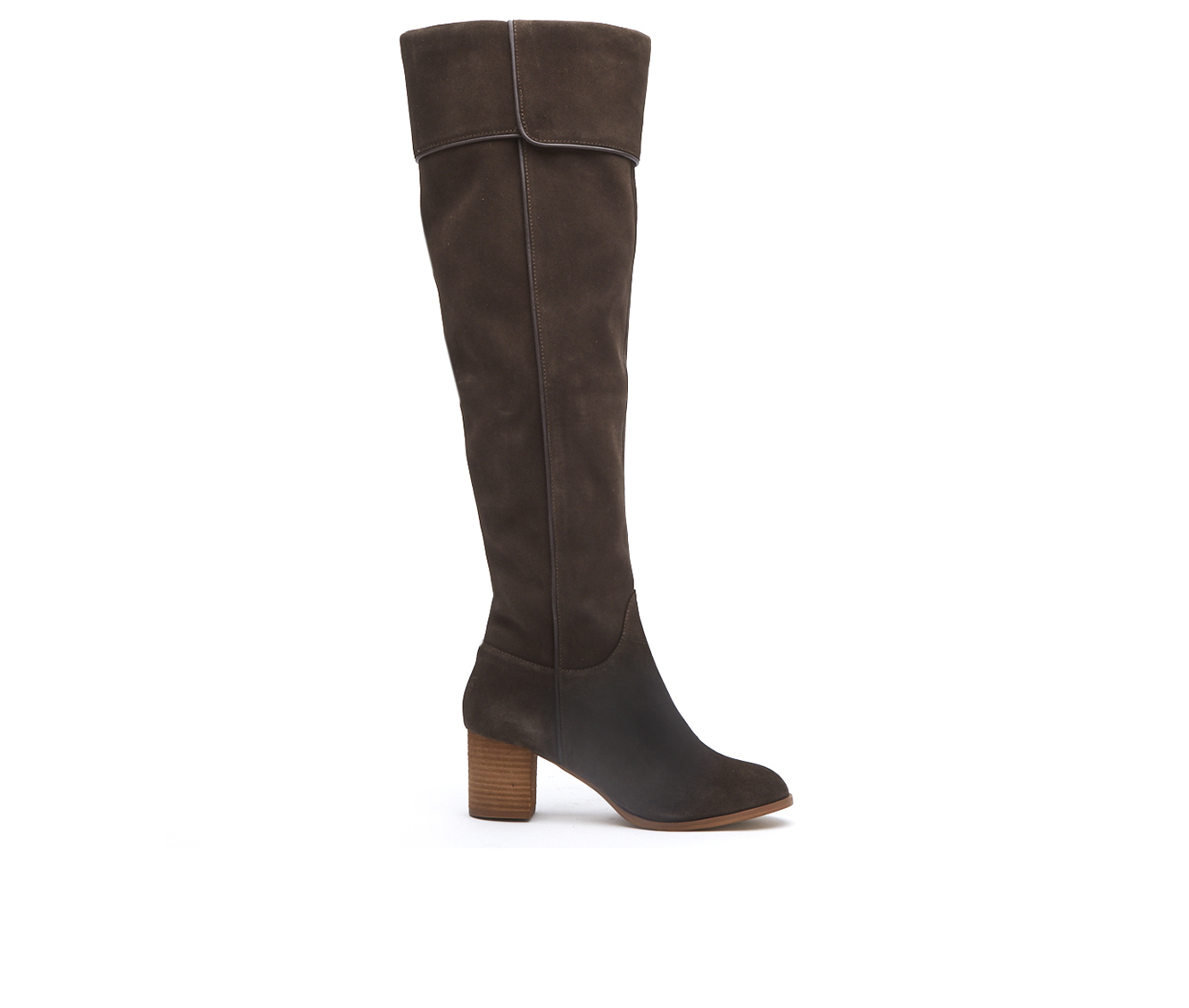 Coconuts Piper Women's Boot (Brown Suede)