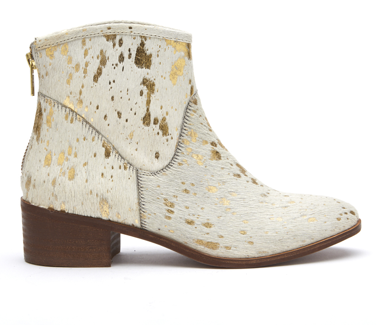 Coconuts Slow Down Women's Boot (Gold Leather)