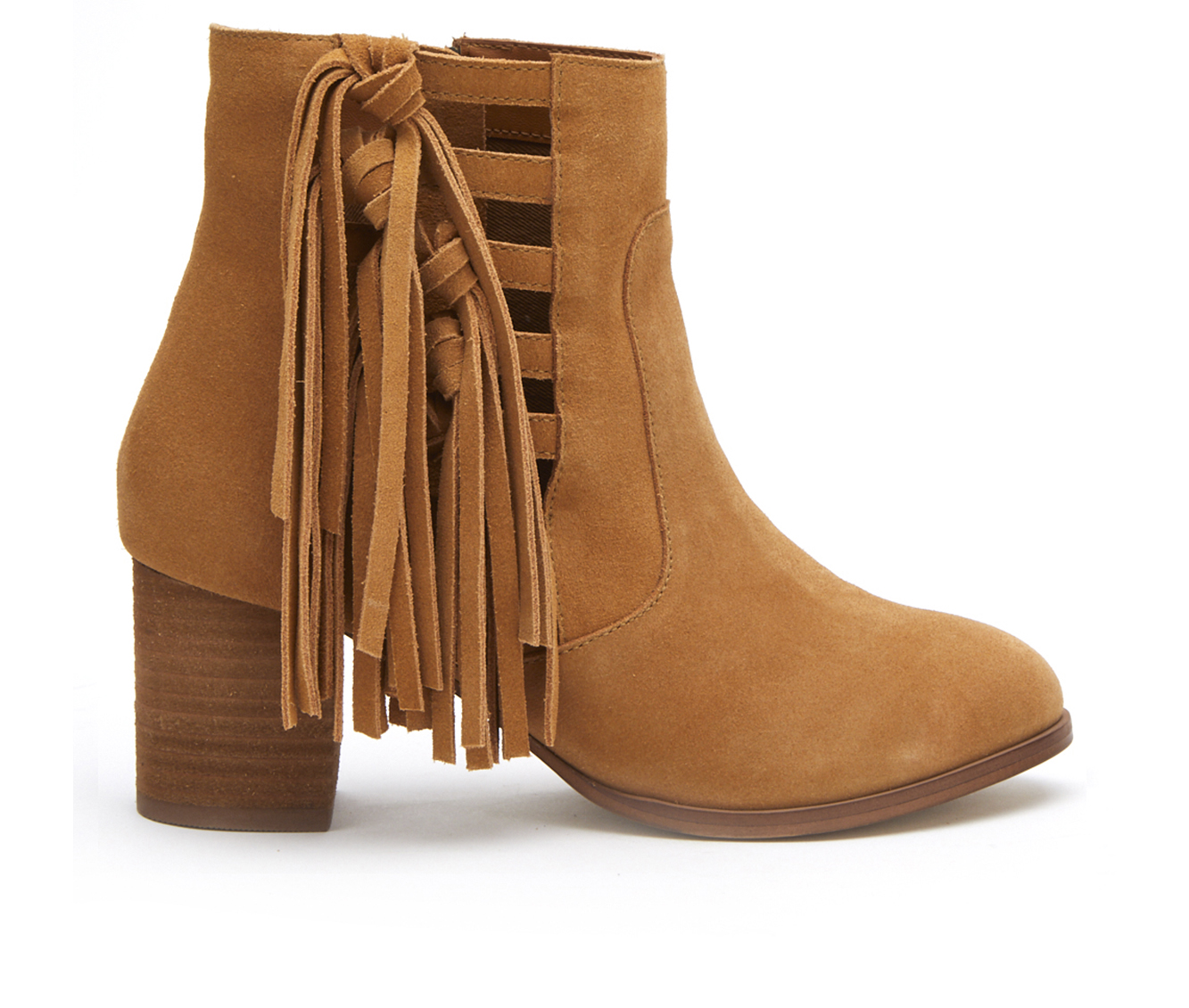 Coconuts Stroll Through Women's Boot (Brown Suede)
