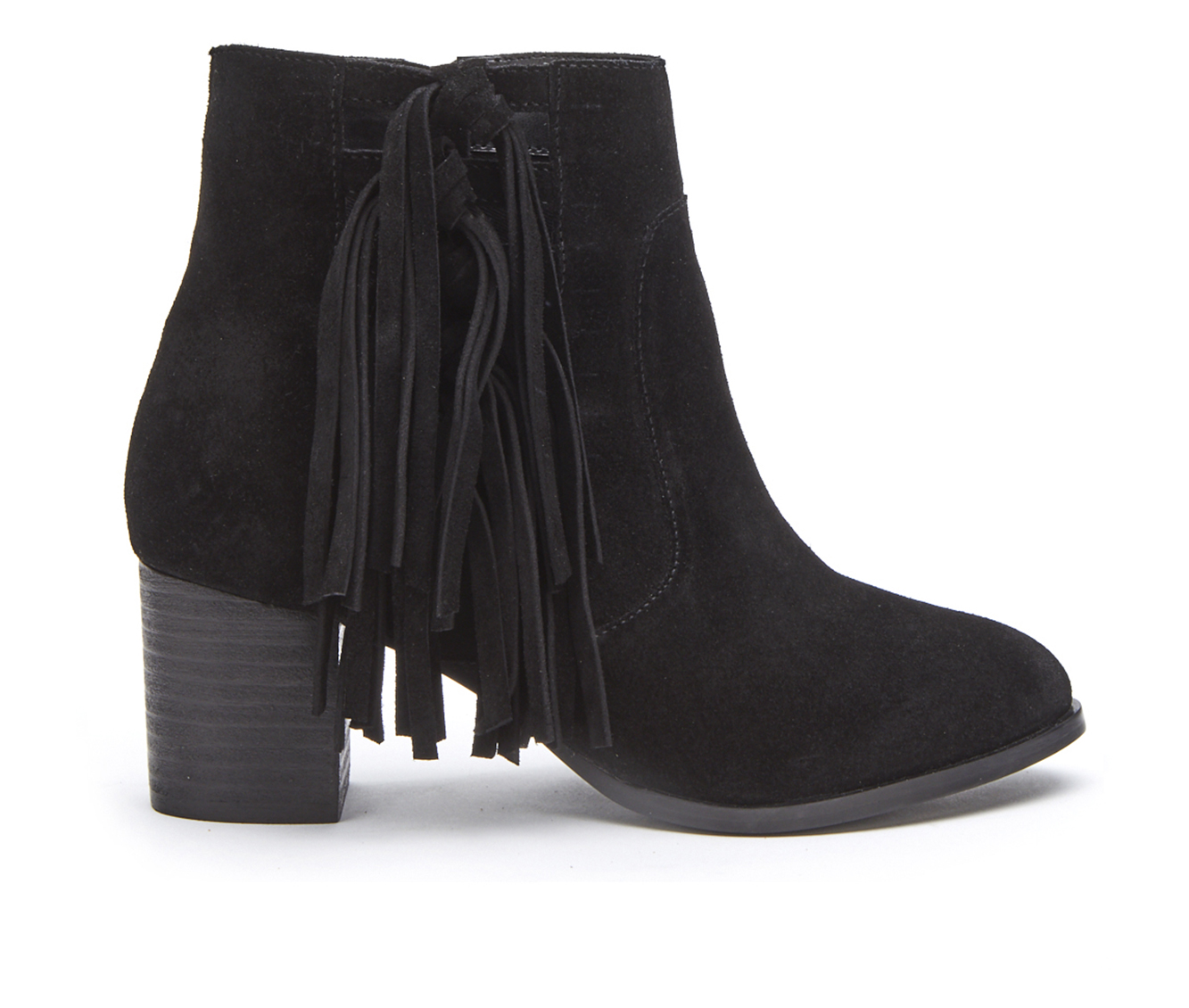 Coconuts Stroll Through Women's Boot (Black Suede)