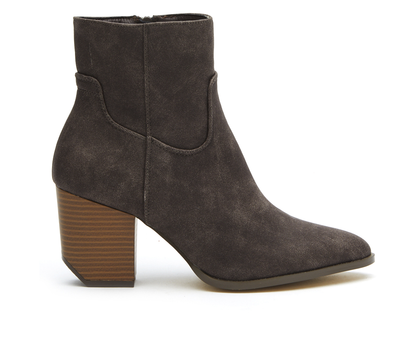 Coconuts Amie Women's Boots (Brown - Faux Leather)
