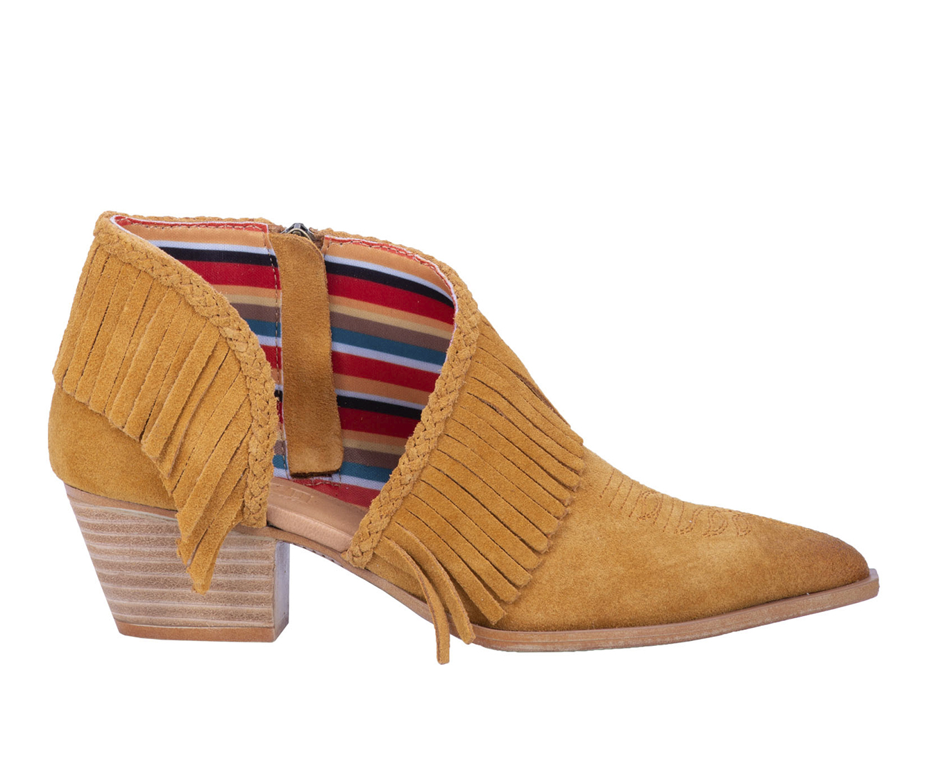Dingo Boots KindRed Spirit Women's Boots (Yellow - Leather)