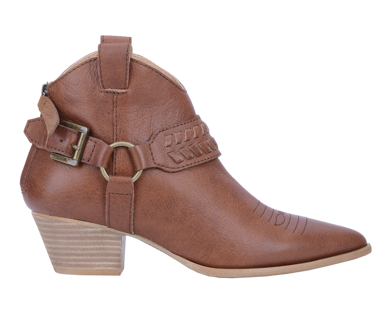Dingo Boots Keepsake Women's Boots (Brown - Leather)